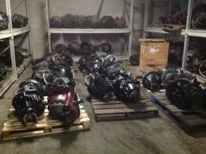 used rears