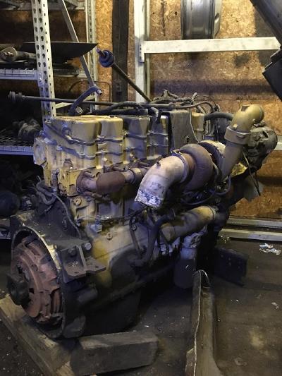 Cat C15 5EK Engine