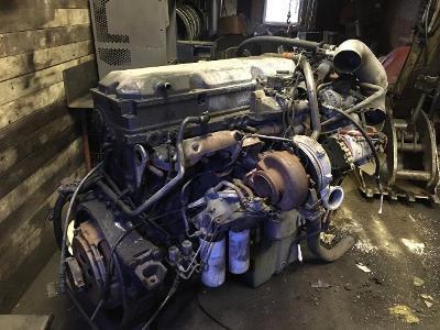 Detroit 60 series 14 Liter Engine