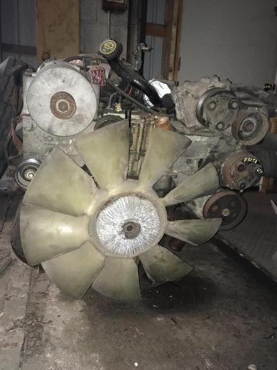 International 7.3L Engine